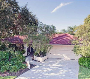 Estelia Mesimer sold this home in St. Petersburg one day after it was listed, demonstrating how active the real estate market is in Florida.
