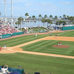Progress Energy Park Plays A Significant Role In Major League Baseball History