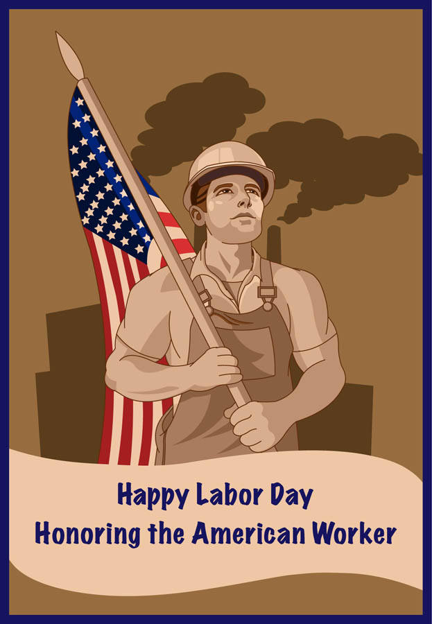 labor day worjers