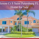 19 Jefferson Ct S Saint Petersburg FL 33711 Home for Sale