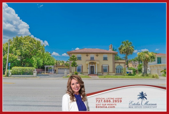 Homes for Sale in St Petersburg FL