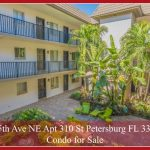 125 5th Ave NE Apt 310 St Petersburg FL 33701 | Condo for Sale
