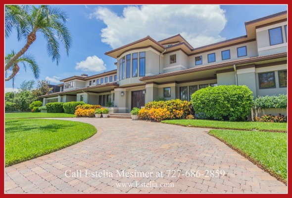 Waterfront Luxury Homes for Sale in St. Petersburg FL