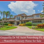 1261 Gasparilla Dr NE Saint Petersburg FL 33702 | Waterfront Luxury Home for Sale