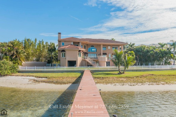 High-end Waterfront Real Estate Properties for Sale in St. Petersburg FL